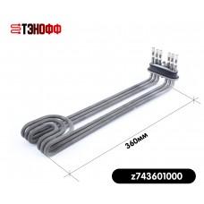 ТЭН Z743601 - 4500Вт посудомоечной машины Fagor