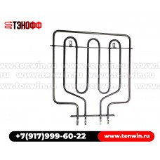 ТЭН духового шкафа  3100Вт - верхний электроплит De Luxe